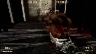 Painkiller: Resurrection Gameplay (PC HD)
