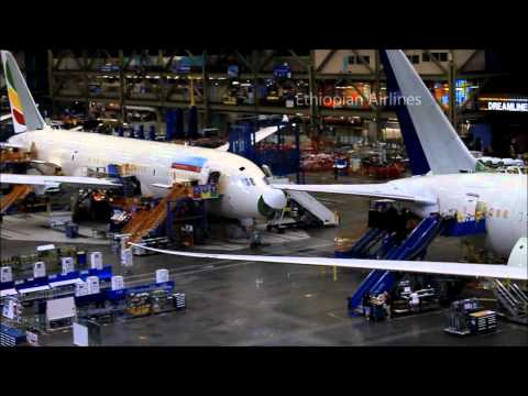 787 Delivery Factory Tour