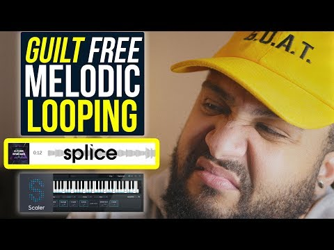 How To Use Splice Melodic Loops In FL Studio 12 (Scaler Tutorial)