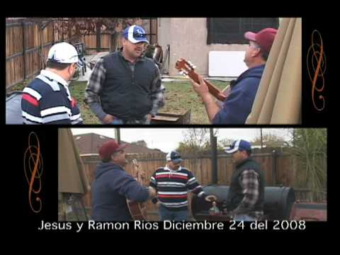 """JESUS OMAR RIOS/Chuy y Ramon/"""""""" Hay Chiquitita"""""""""""