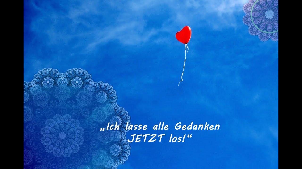 Gedanken erfolgreich abschalten: Übung Luftballon/Nutze