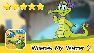 Where's My Water? 2 Level 10-11 Clearing Clods! Walkthrough New Gameplay Recommend index five stars