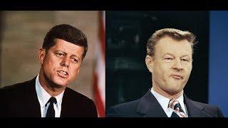 Zbigniew Brzezinski & President Kennedy's Relationship