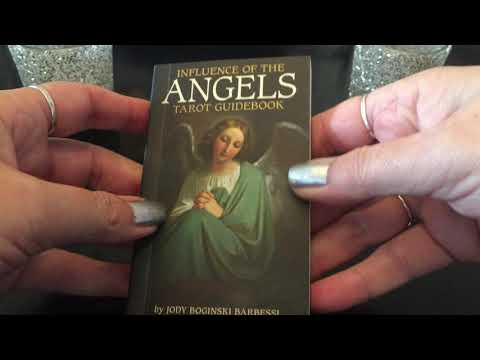 Influence Of The Angels-Tarot Cards-Close Up Review! -Focus On The Archangels \u0026 Angels!