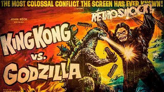 KING KONG VS. GODZILLA | RetroShock! 71