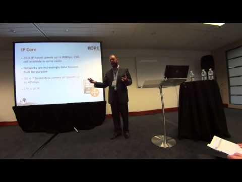 """GSM and satellite - the other radio technologies for M2M"" presented at Comms Connect Sydney, 2014"
