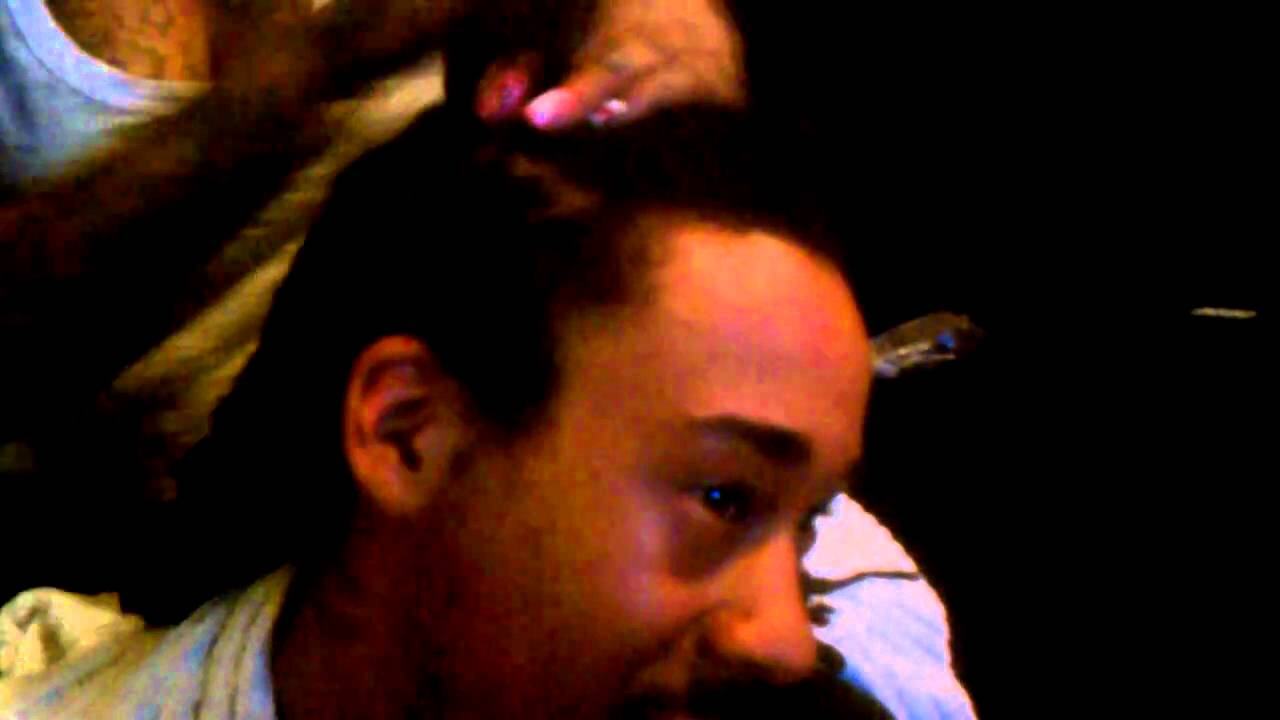 Wiz Khalifa Braids