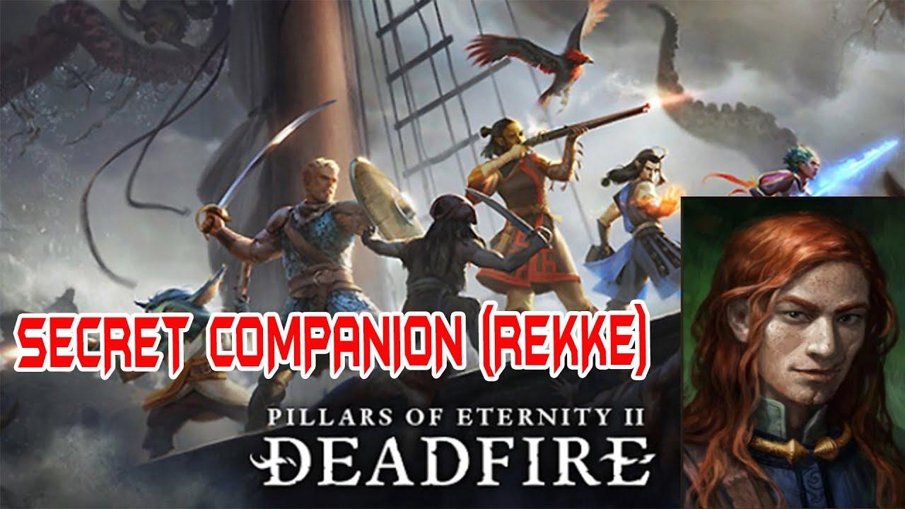 pillars of eternity ii companions