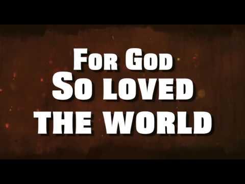 JumpStart3   John 3:16   Official Lyric Video