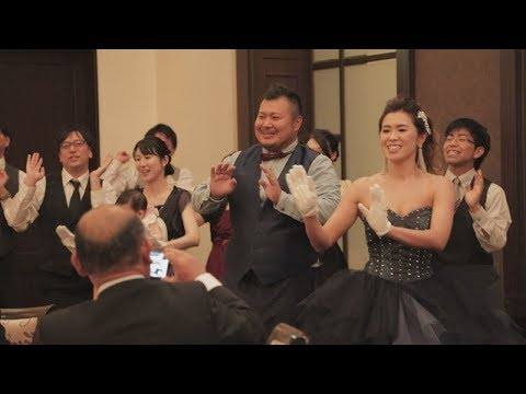 Naotaka & Hiroko ベルカーサ 結婚式 エンドロール(2019.5.25)
