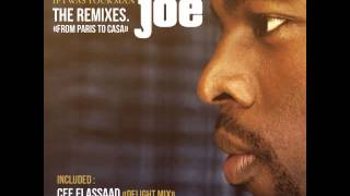 Joe - If I Was Your Man (Cee ElAssaad Delight Mix)