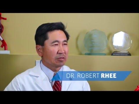 Dr. Robert Rhee, Director of Vascular & Endovascular Surgery at Maimonides Medical Center