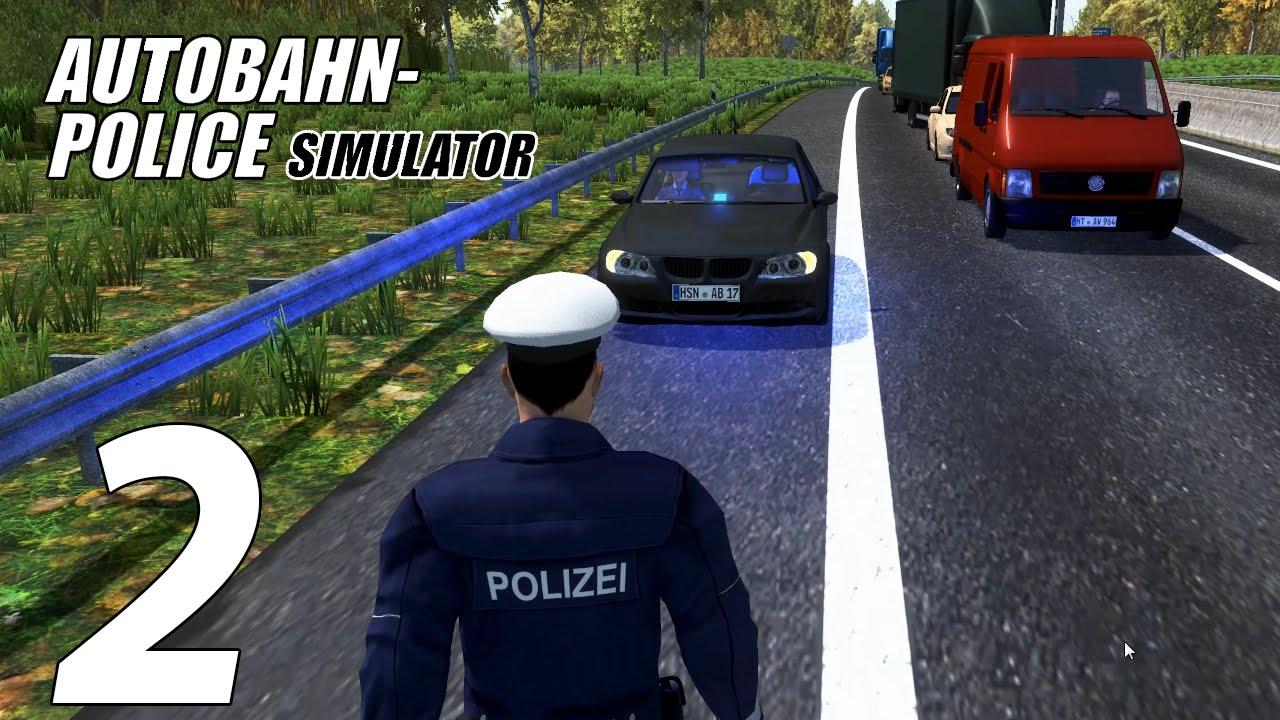 Autobahn Police Simulator Episode 2 Of Speeders And Drunkards Part