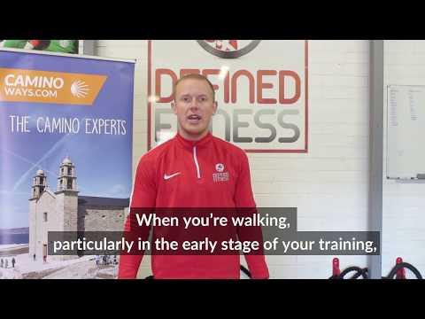 Camino Fitness- Avoiding Shin Splints| CaminoWays.com
