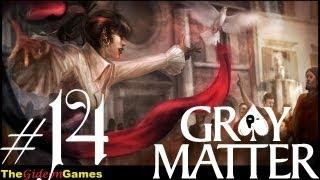 Quest: Прохождение Gray Matter - Часть 14: Незнакомка