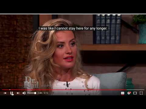 Face body reading: Chloe Ayling with Dr. Phil