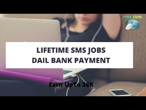 Genuine SMS Sending Jobs Earn Rs-45,000 without Investment DAILY PAYTM Payment (100% FREE))
