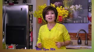 Uyen Thy's Cooking - Khô Gà Lá Chanh