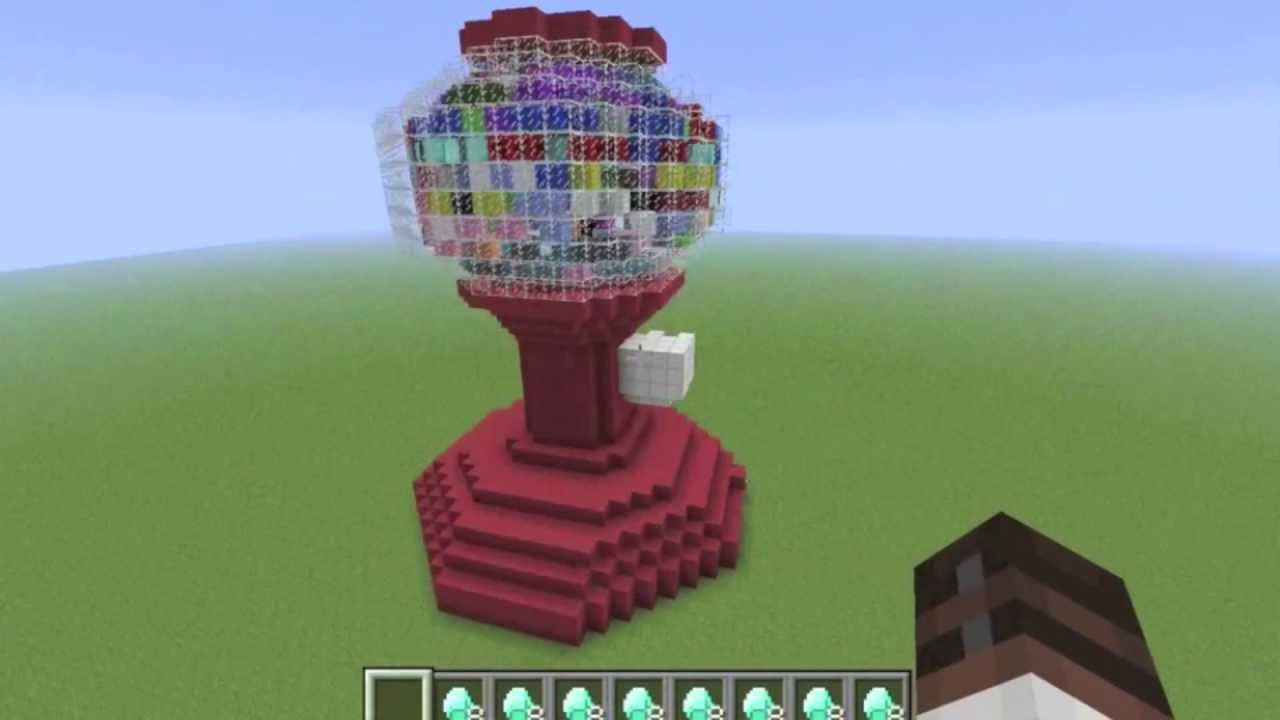 how to make machines reinforced minecraft