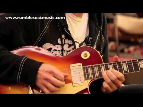 Joe Bonamassa Visits Rumble Seat Music