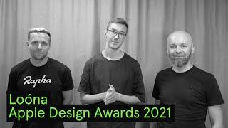 Loóna. Apple Design Awards 2021