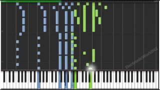 [Piano Tutorial] Naruto Shippuden -  Opening 7