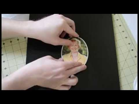 MemorialPics Place A Ceramic Picture On A Headstone YouTube - Ceramic photo on headstone