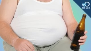 What Really Causes a Beer Belly?
