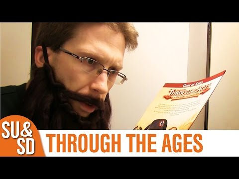 Through The Ages - Shut Up & Sit Down Review