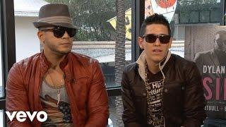 Dyland & Lenny - VEVO Detectado Entrevista