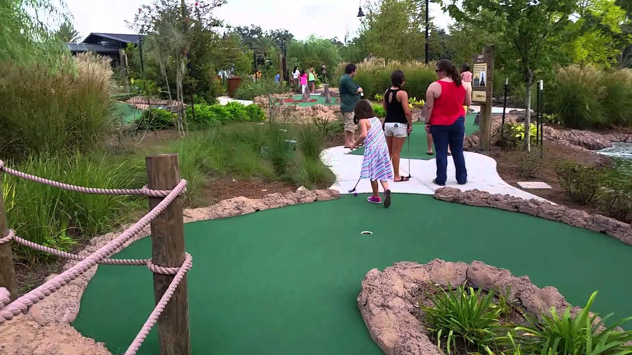 Miniature golf courses, in New Orleans, LA - New Orleans ...
