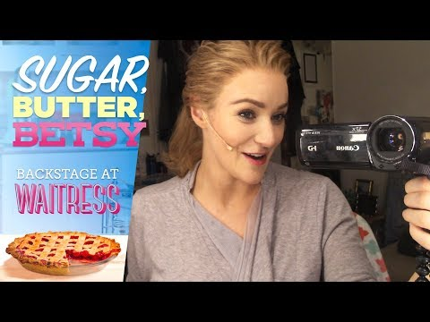 Episode 8: Sugar, Butter, Betsy: Backstage at WAITRESS with Betsy Wolfe