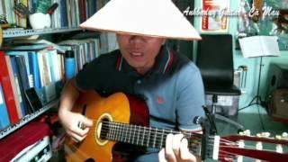 Tiếc thương - Dona dona (Guitar) - Anhbaduy Guitar Cà Mau