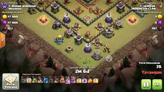 Town Hall 12 • Indonesia clans
