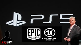 PS5 August Game Event; Sony & Epic Games $250M Partnership; New PS5 Patents Surface Online