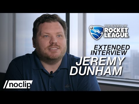 Jeremy Dunham on Marketing Rocket League - Extended Interview