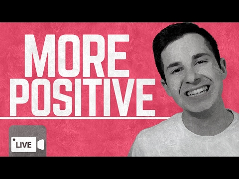 How to Be More Positive | 3 Positivity Tricks That Positive People DO!