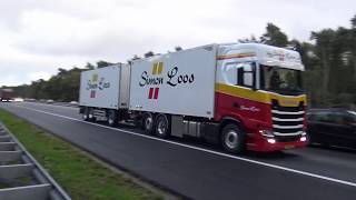 Scania on the road 19