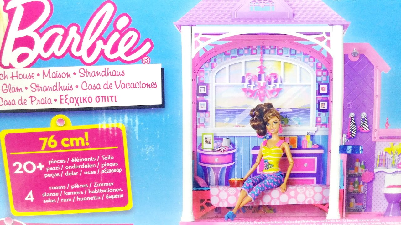 Barbie Doll House Furniture For Dolls Kids Worldwide You