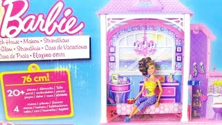 Barbie Doll House & Barbie Furniture For Barbie Dolls ★ For Kids Worldwide ★