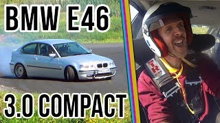 Drift My Ride Ep 30 - 3.0 Engine Swap E46 Compact