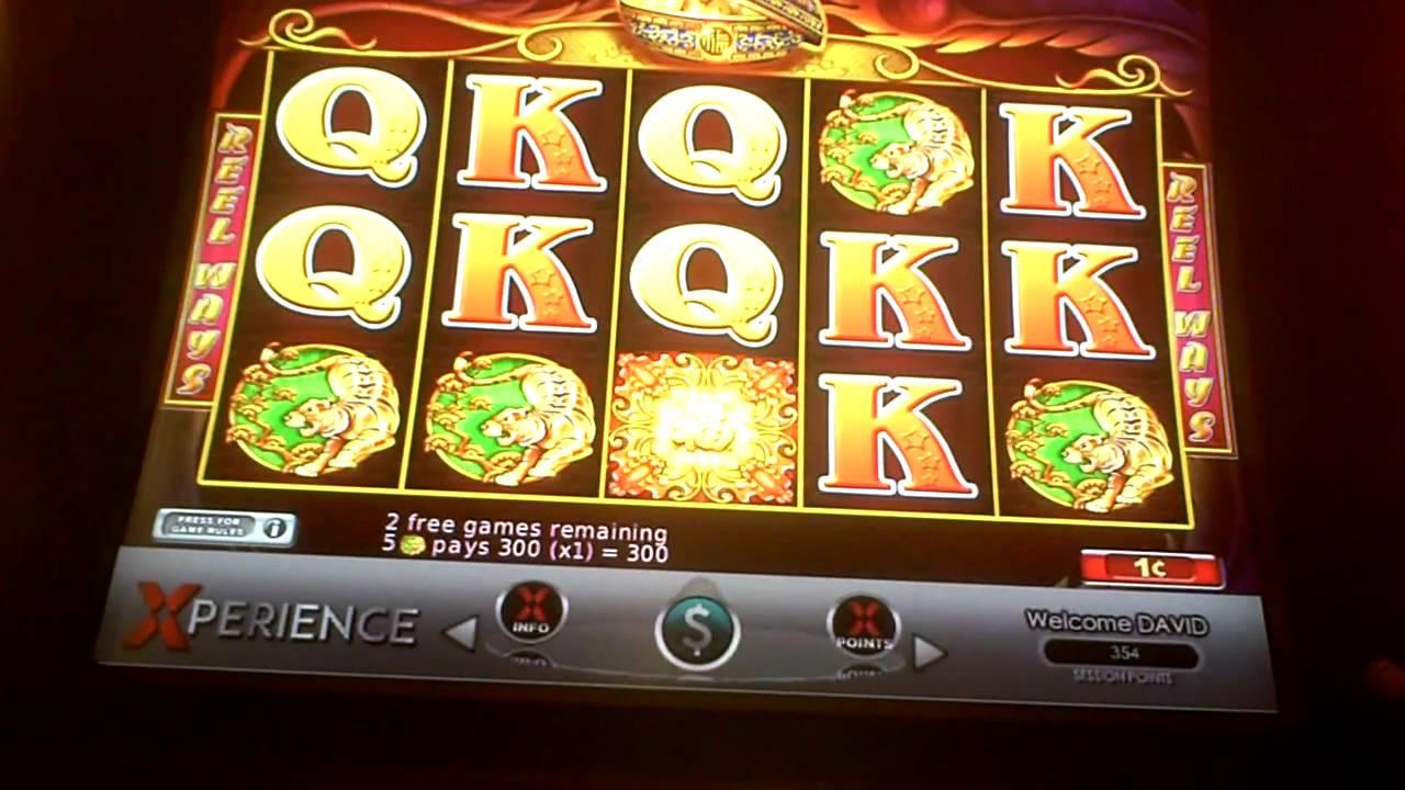 Lost Treasures Slot Machine