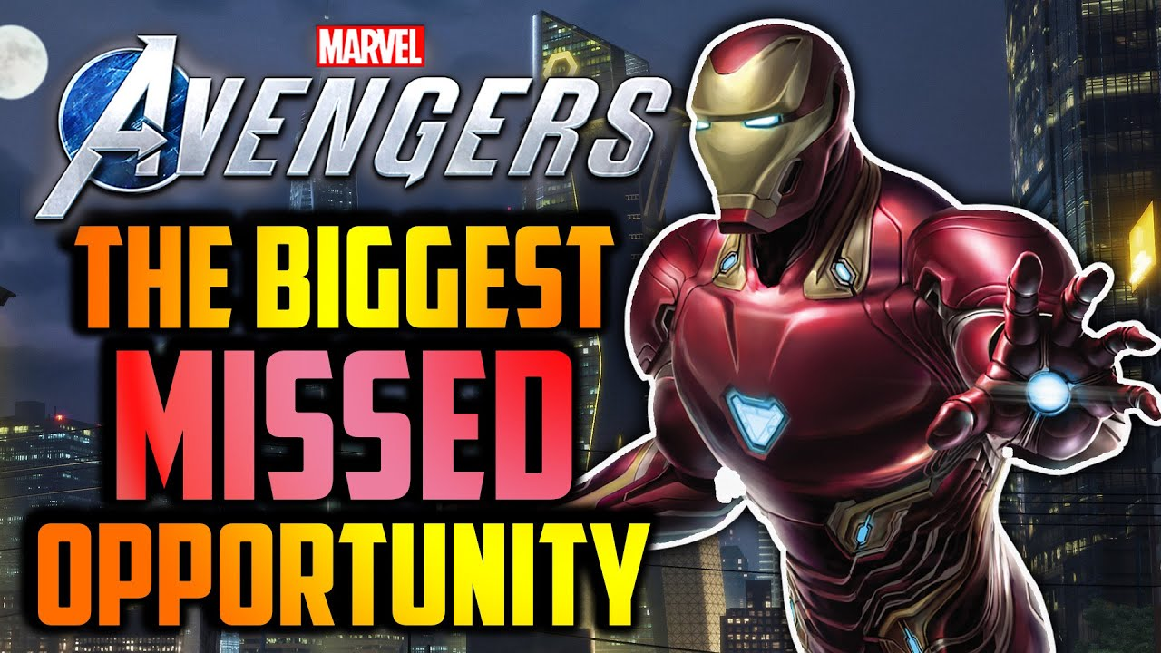 Marvel's Avengers is the BIGGEST Missed Opportunity in Video Games