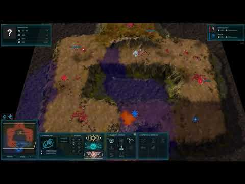 [Ashes of the singularity:Escalation] Me (Substrate) vs insane AI (PHC) |