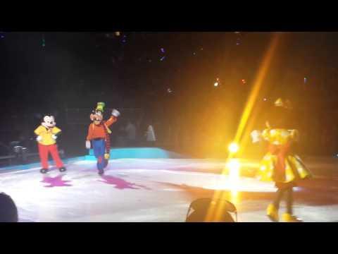 Mickey & Amigos Disney on Ice PR 25 jul 2015