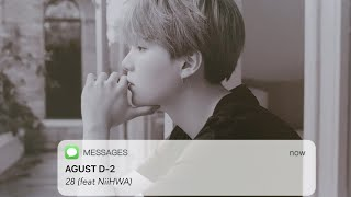 Baixar [FMV | Engsub] Agust D - 점점 어른니 되나봐 (28) (feat NiiHWA) | AgustD2