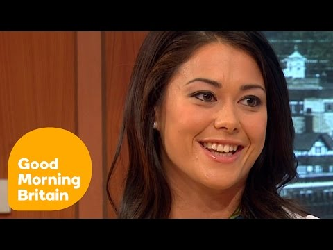 Hockey's Sam Quek On Winning Olympic Gold And The Team GB Party Plane! | Good Morning Britain