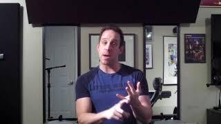 60 Second Drum Lessons - Special Announcement