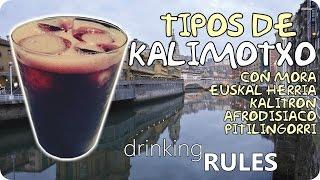 Tipos de Kalimotxo | Drinking RULES