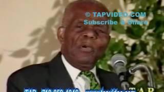 Dr. John H. Clarke The world war against African history